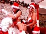 Vianočná nádielka semena pre dve maškrtníčky - freevideo