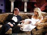 Svadobná noc plná vzrušujúceho milovania - freevideo