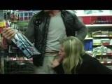 Súloženie na verejnosti - v nákupnom centre !!! - freevideo