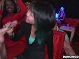 Dámská jazda d obdareným striptérom má šťavu - freevideo