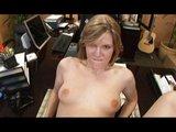 Pracovný pohovor sa zmení v porno casting - freevideo