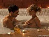Zmyselné milovanie pri sviečkach - freevideo