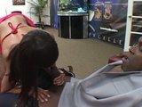Šlapka v podväzkoch dostane zaplatené - freevideo