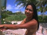 Mladučká exotická samička v podväzkoch začíná s pornom - freevideo