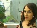 Domina má miesto pičky čuráka, ktorým šuká slúžku - freevideo
