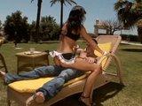 Sex na lehátku so slúžkou - freevideo