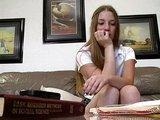 Mladý nadržaný pár šuká všade možne - freevideo