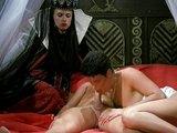 Temná královna miluje divoký sex v trojke - freevideo