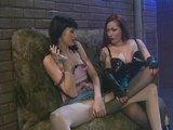 Perverzné fetišistické lesbické šaňtenie sa - freevideo